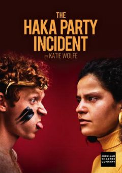 The Haka Party Incident by Katie Woolf
