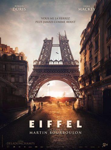 Eiffel 2021 - movie poster