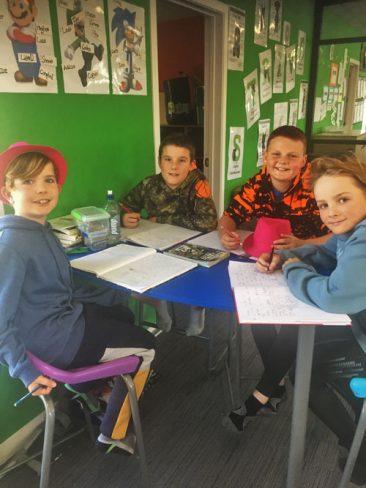 school kids share their love of writing