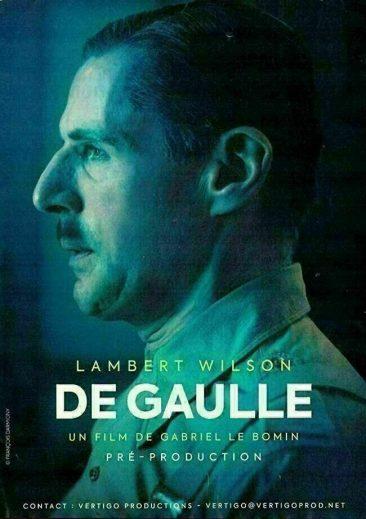 Lambert Wilson as De Gaulle