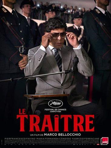 The Traitor (2019) movie
